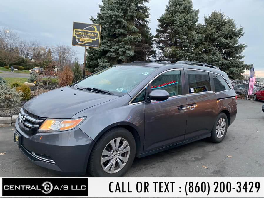 Used 2014 Honda Odyssey in East Windsor, Connecticut | Central A/S LLC. East Windsor, Connecticut