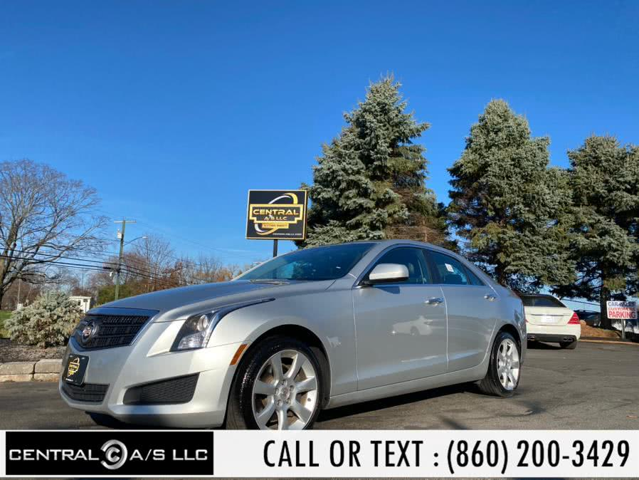 Used 2014 Cadillac ATS in East Windsor, Connecticut | Central A/S LLC. East Windsor, Connecticut