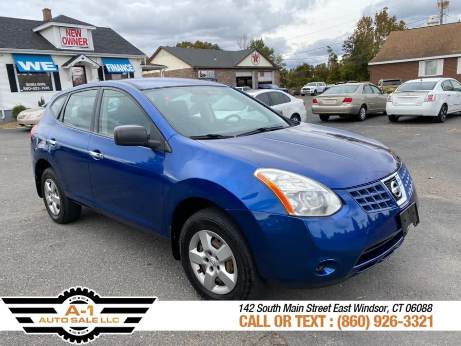 Used 2010 Nissan Rogue in East Windsor, Connecticut | A1 Auto Sale LLC. East Windsor, Connecticut
