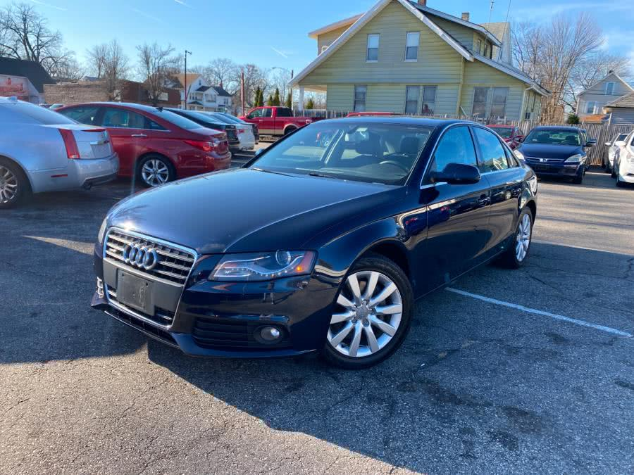Used 2011 Audi A4 in Springfield, Massachusetts | Absolute Motors Inc. Springfield, Massachusetts