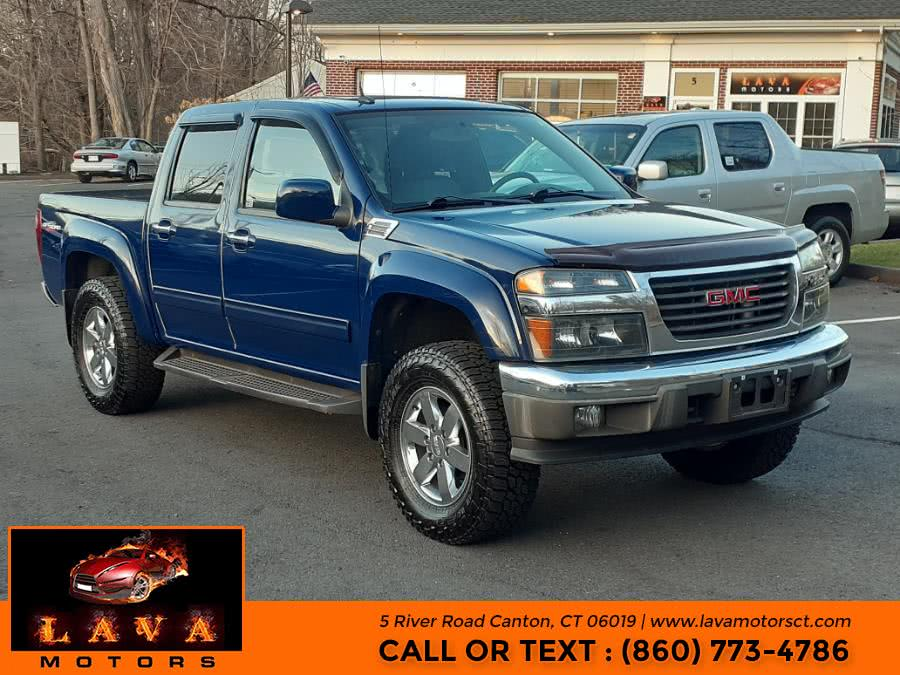 Used 2012 GMC Canyon in Canton, Connecticut | Lava Motors. Canton, Connecticut