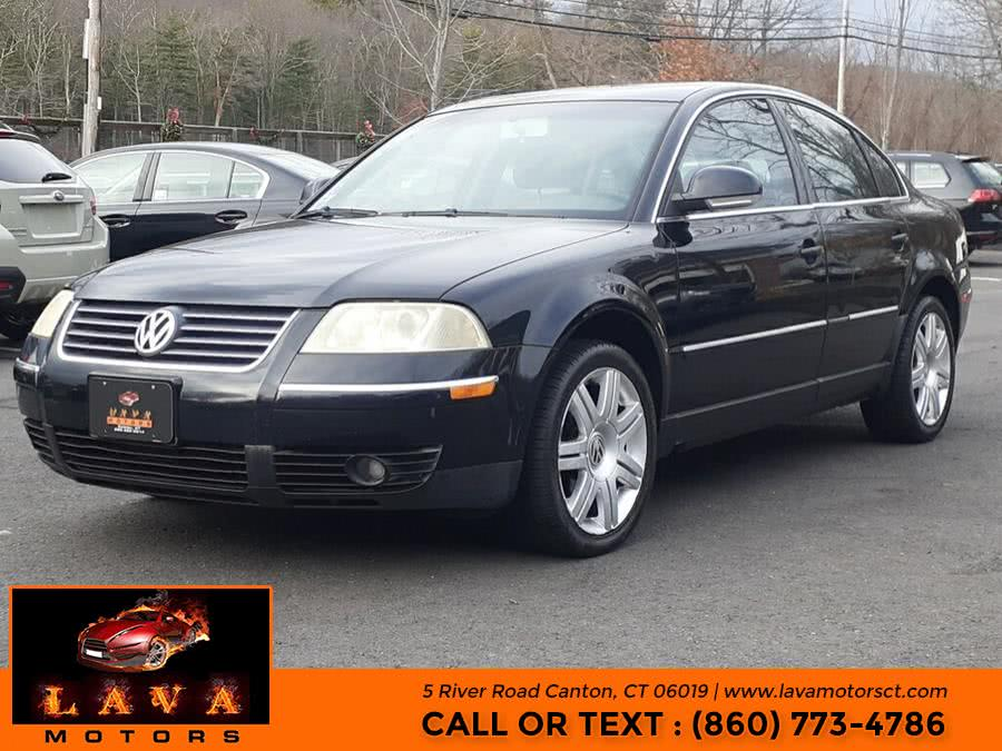 Used 2005 Volkswagen Passat Sedan in Canton, Connecticut | Lava Motors. Canton, Connecticut