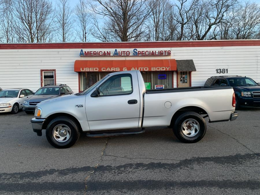 """Used Ford F-150 Reg Cab 120"""" XL 1998 