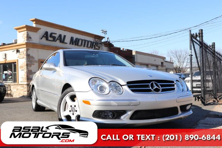 Used Mercedes-Benz CLK-Class 2dr Coupe 5.0L 2003 | Asal Motors. East Rutherford, New Jersey
