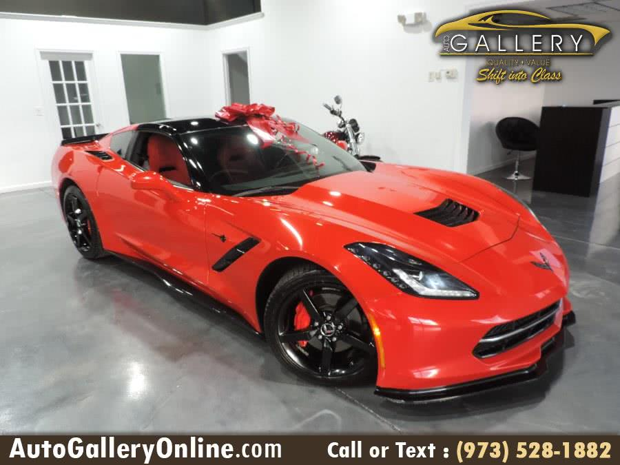 Used 2015 Chevrolet Corvette in Lodi, New Jersey | Auto Gallery. Lodi, New Jersey