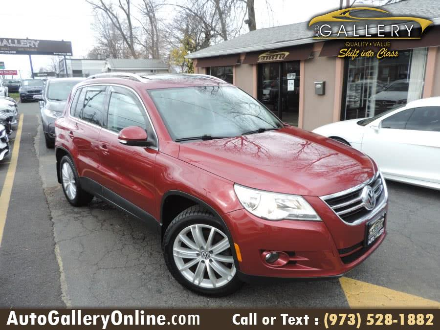 Used Volkswagen Tiguan 4WD 4dr SE 4Motion wSunroof & Navi 2011 | Auto Gallery. Lodi, New Jersey