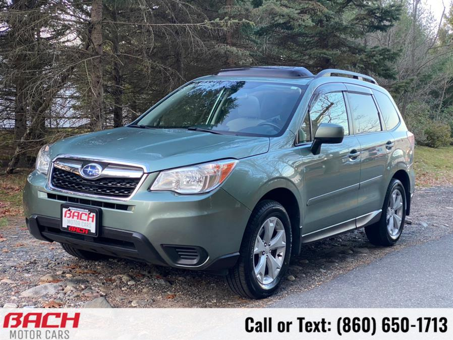 Used 2016 Subaru Forester in Canton , Connecticut | Bach Motor Cars. Canton , Connecticut