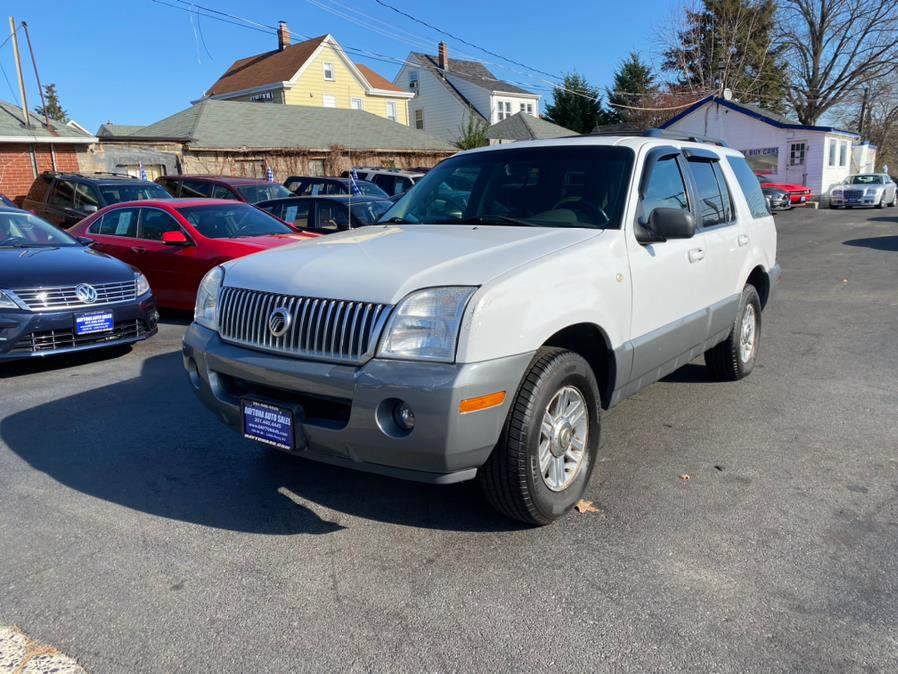 """Used Mercury Mountaineer 4dr 114"""" WB Convenience AWD 2003   Daytona Auto Sales. Little Ferry, New Jersey"""