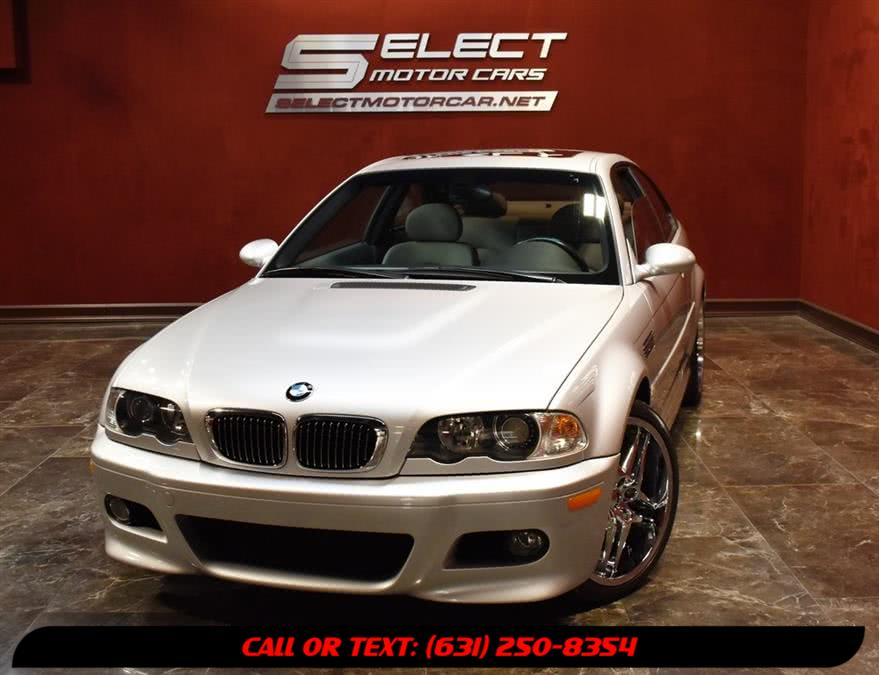 Used 2002 BMW M3 in Deer Park, New York | Select Motor Cars. Deer Park, New York