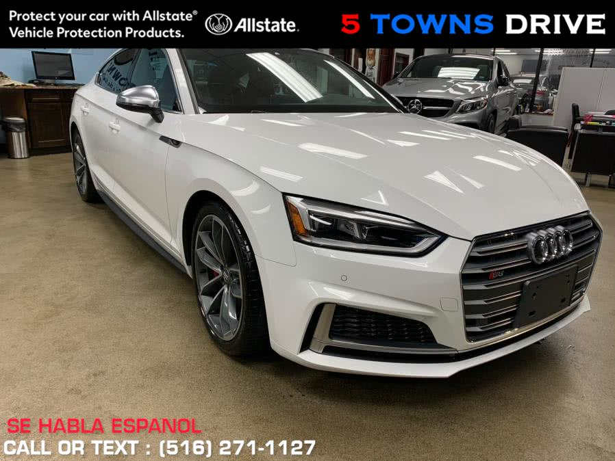 Used 2018 Audi S5 Sportback in Inwood, New York | 5 Towns Drive. Inwood, New York
