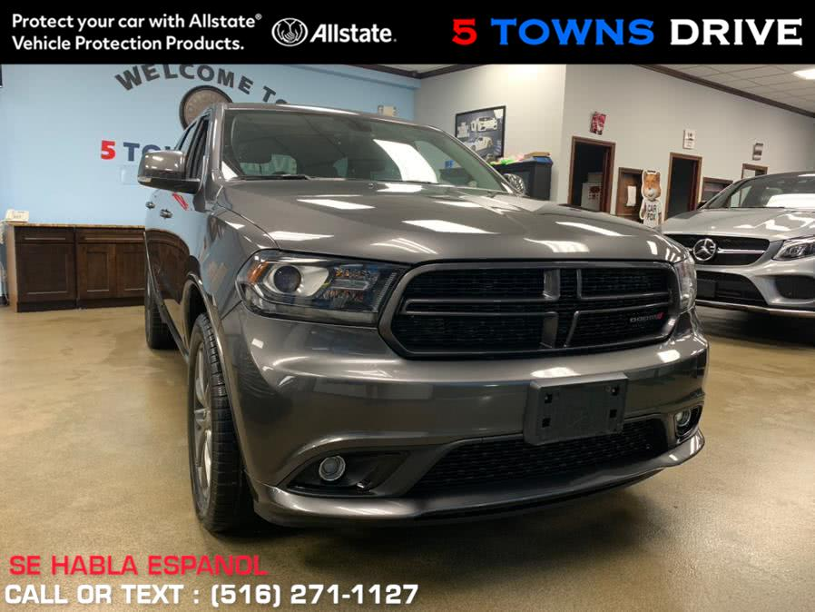 Used Dodge Durango GT AWD 2017 | 5 Towns Drive. Inwood, New York