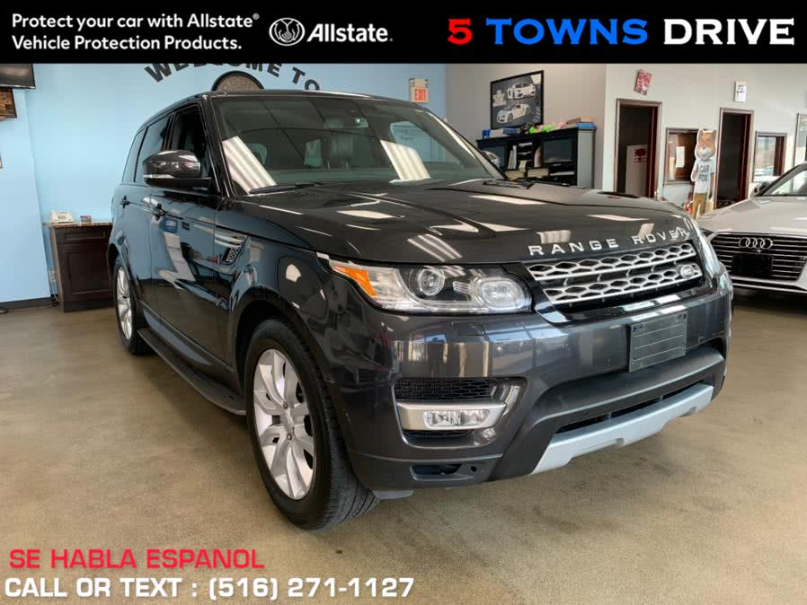Used 2015 Land Rover Range Rover Sport in Inwood, New York | 5 Towns Drive. Inwood, New York