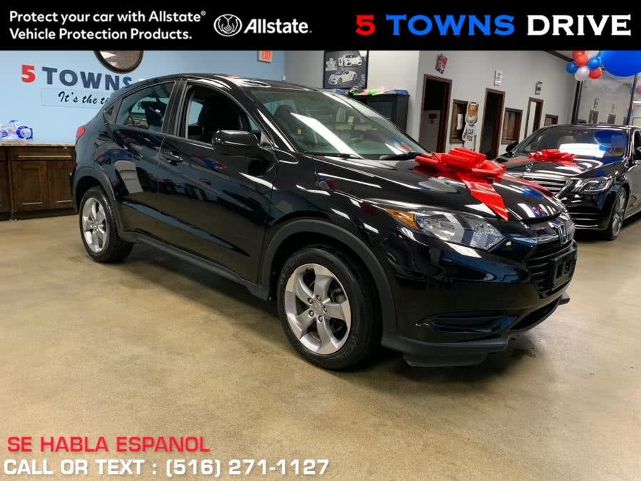 Used Honda HR-V LX AWD CVT 2017 | 5 Towns Drive. Inwood, New York