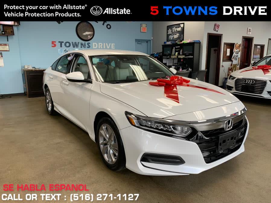 Used Honda Accord Sedan LX 1.5T CVT 2019 | 5 Towns Drive. Inwood, New York