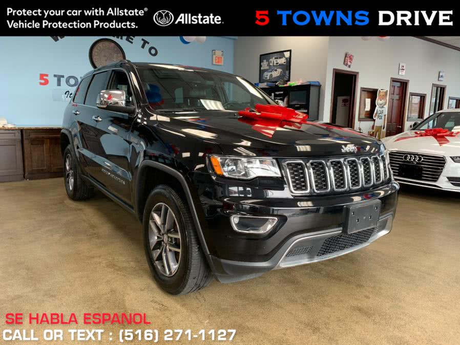 Used Jeep Grand Cherokee Limited 4x4 2017 | 5 Towns Drive. Inwood, New York