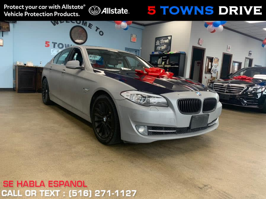 Used 2012 BMW 5 Series in Inwood, New York | 5 Towns Drive. Inwood, New York