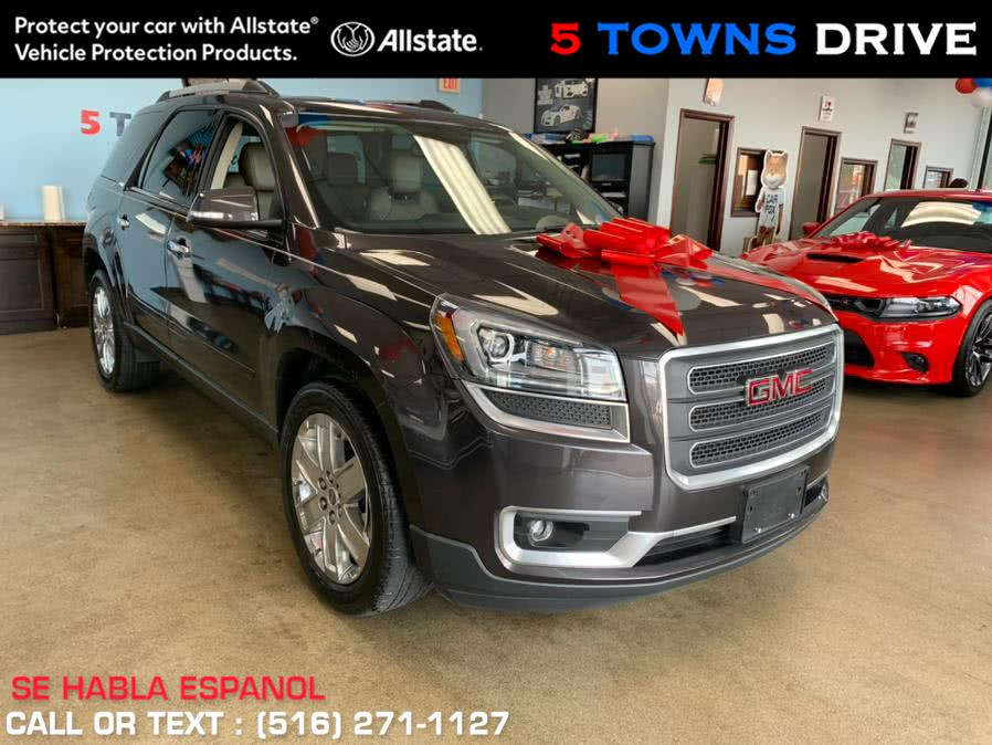 Used GMC Acadia Limited AWD 4dr Limited 2017 | 5 Towns Drive. Inwood, New York