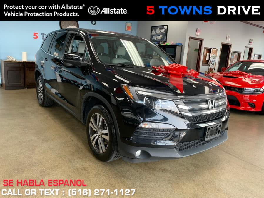 Used Honda Pilot EX-L AWD RES 2018 | 5 Towns Drive. Inwood, New York