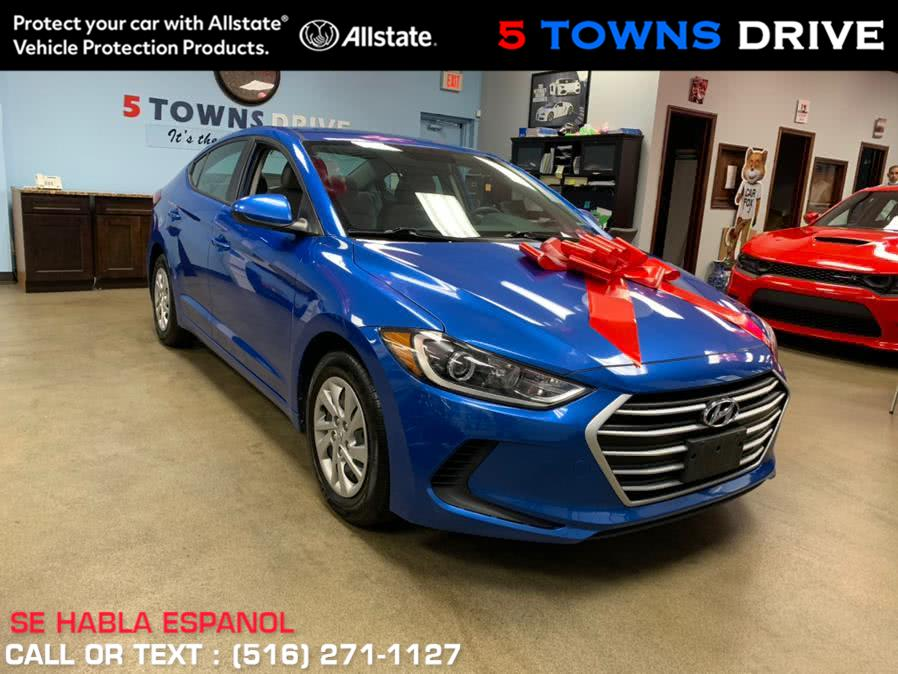 Used Hyundai Elantra SE 2.0L Auto (Ulsan) *Ltd Avail* 2017 | 5 Towns Drive. Inwood, New York