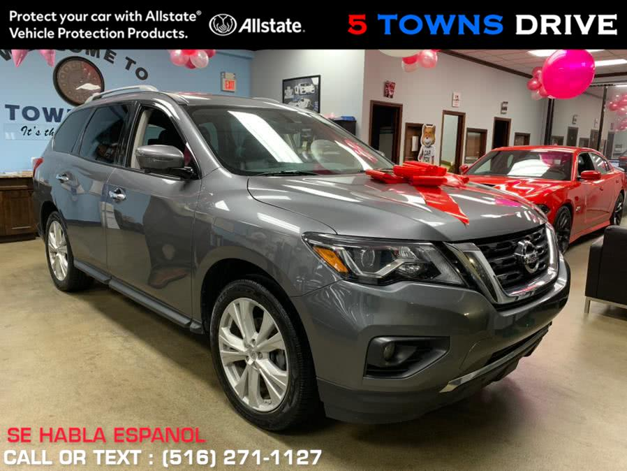 Used 2018 Nissan Pathfinder in Inwood, New York | 5 Towns Drive. Inwood, New York