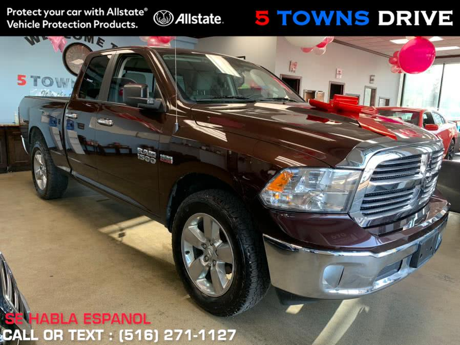"Used Ram 1500 4WD Quad Cab 140.5"" Big Horn 2015 