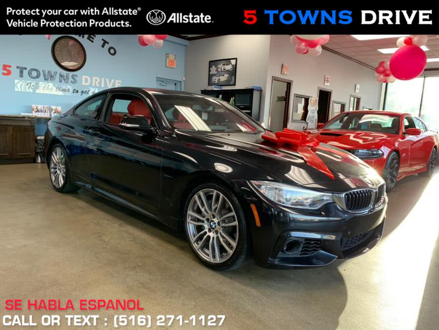 Used BMW 4 Series Performance PKG 430i Coupe SULEV 2017 | 5 Towns Drive. Inwood, New York