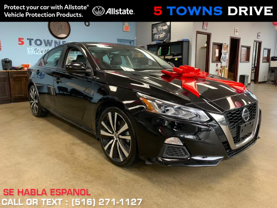 2019 Nissan Altima 2.5 SR Sedan, available for sale in Inwood, NY