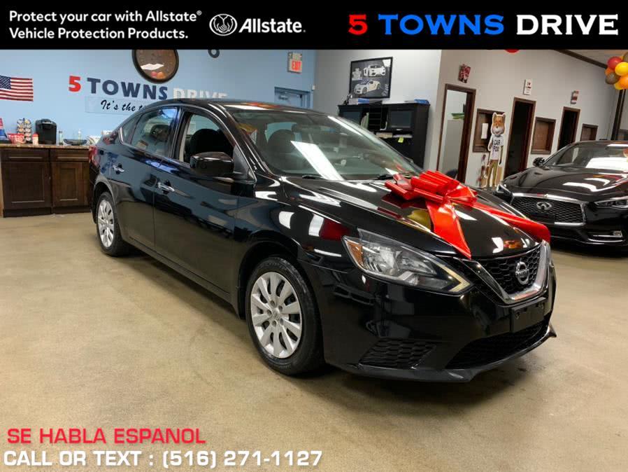 Used Nissan Sentra SR CVT 2017 | 5 Towns Drive. Inwood, New York