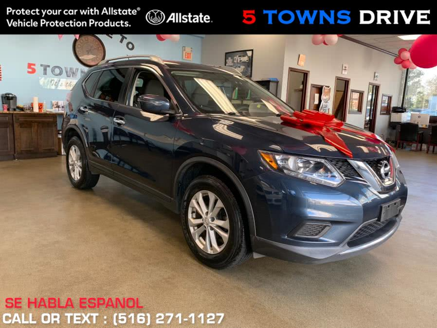 Used Nissan Rogue SV AWD 4dr SV 2016 | 5 Towns Drive. Inwood, New York