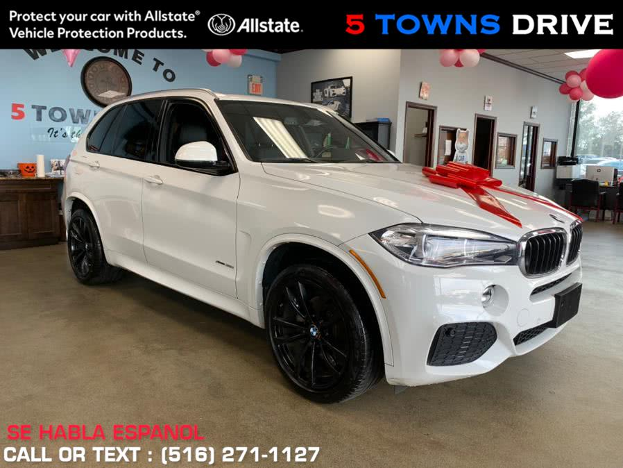 Used BMW X5 M/SPORT xDrive35i Sports Activity Vehicle 2017 | 5 Towns Drive. Inwood, New York
