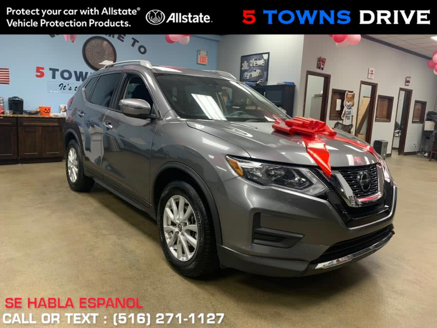 Used Nissan Rogue SV FWD SV 2019 | 5 Towns Drive. Inwood, New York