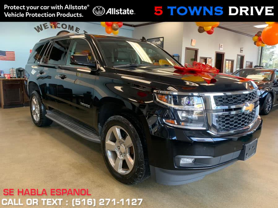 Used Chevrolet Tahoe 4WD 4dr LT 2017 | 5 Towns Drive. Inwood, New York
