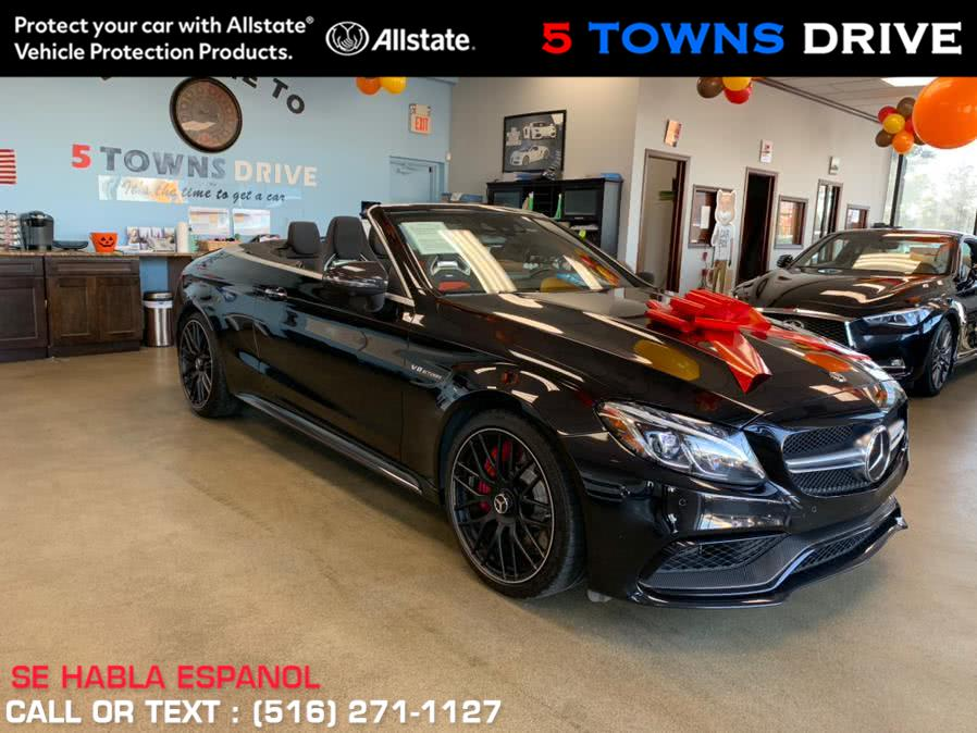 Used 2018 Mercedes-Benz C-Class C63S in Inwood, New York | 5 Towns Drive. Inwood, New York