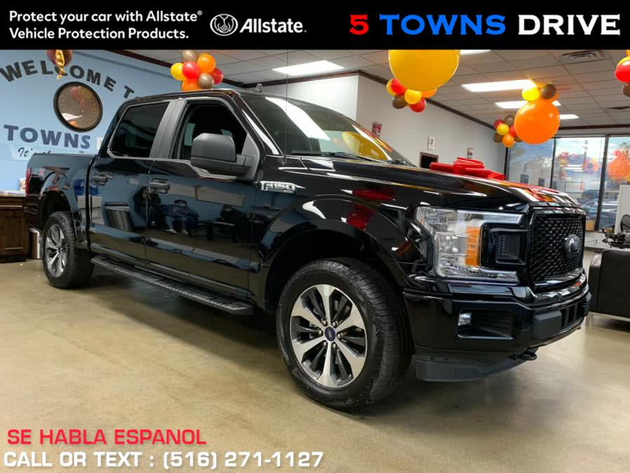 Used Ford F-150 STX XLT 4WD SuperCrew 5.5'' Box 2020 | 5 Towns Drive. Inwood, New York