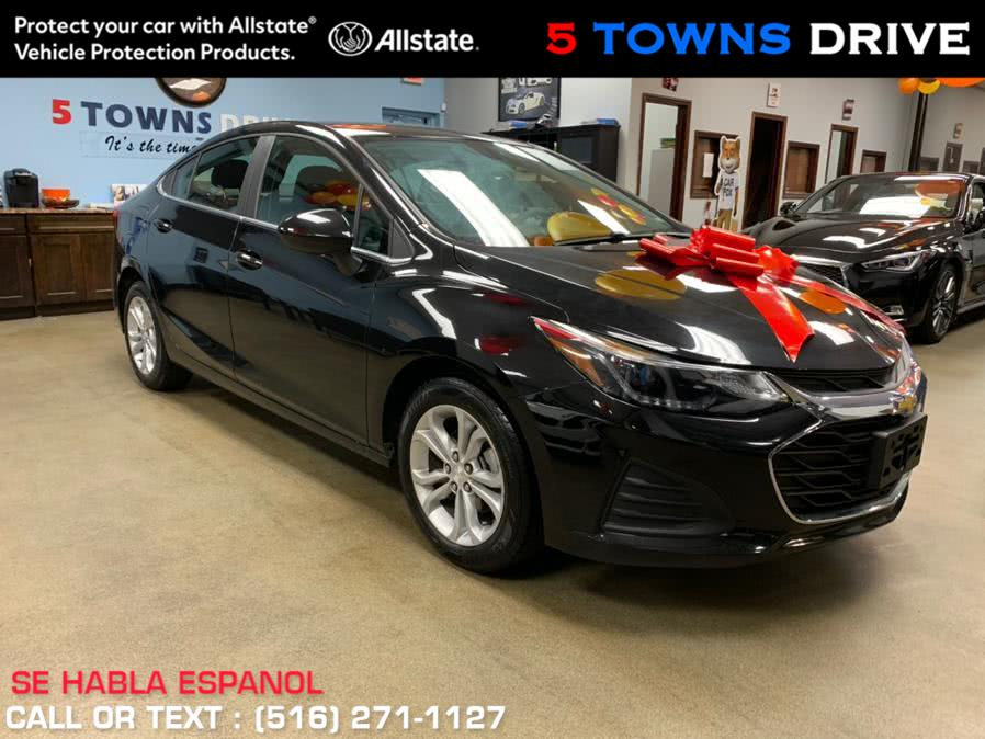 Used Chevrolet Cruze 4dr Sdn LT 2019 | 5 Towns Drive. Inwood, New York