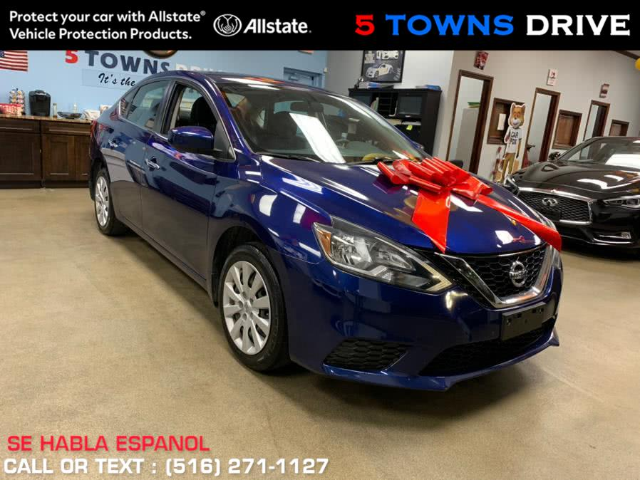 Used 2016 Nissan Sentra in Inwood, New York | 5 Towns Drive. Inwood, New York