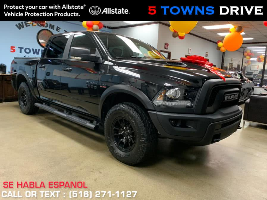 "Used Ram 1500 Rebel Rebel 4x4 Crew Cab 5''7"" Box 2018 