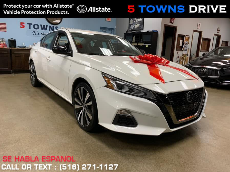 Used Nissan Altima 2.5 SR Sedan 2019 | 5 Towns Drive. Inwood, New York