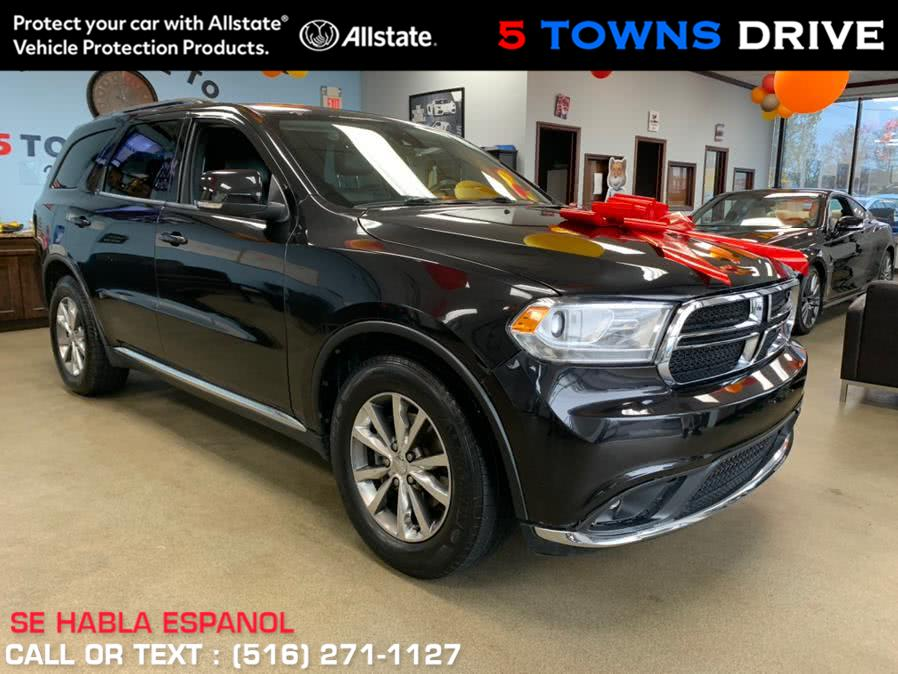 Used Dodge Durango 2WD 4dr Limited 2015 | 5 Towns Drive. Inwood, New York
