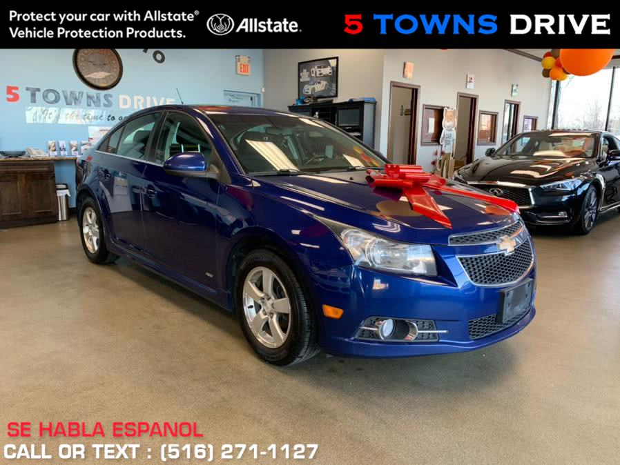 Used 2012 Chevrolet Cruze in Inwood, New York | 5 Towns Drive. Inwood, New York