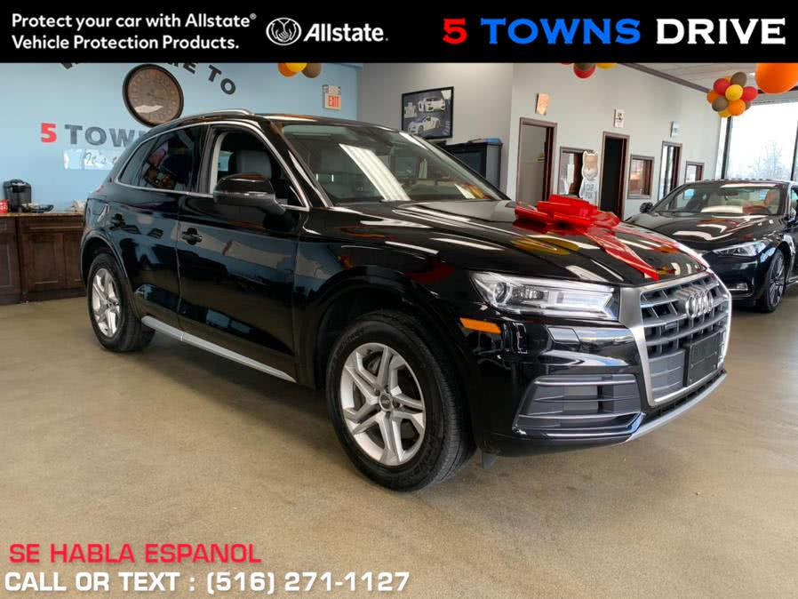 Used 2019 Audi Q5 in Inwood, New York | 5 Towns Drive. Inwood, New York
