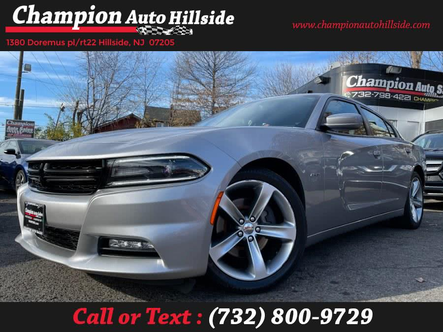 Used 2016 Dodge Charger in Hillside, New Jersey | Champion Auto Sales. Hillside, New Jersey
