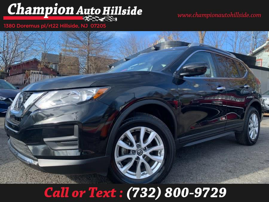 Used 2019 Nissan Rogue in Hillside, New Jersey | Champion Auto Sales. Hillside, New Jersey