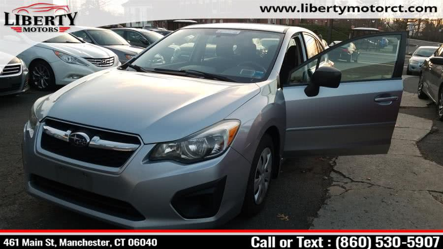 Used 2012 Subaru Impreza Wagon in Manchester, Connecticut | Liberty Motors. Manchester, Connecticut