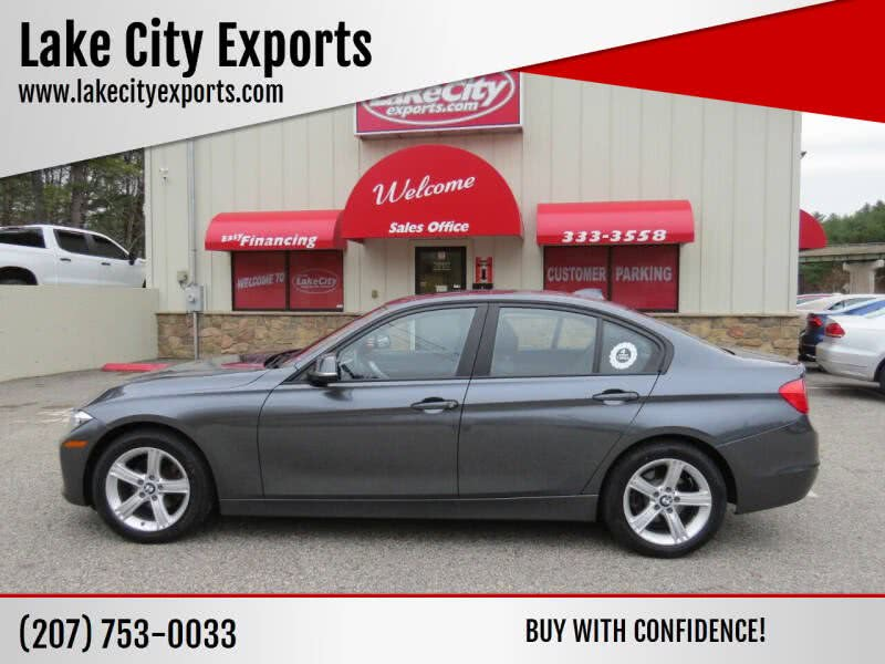 Used BMW 3 Series 328i xDrive AWD 4dr Sedan SULEV 2014   Lake City Exports Inc. Auburn, Maine