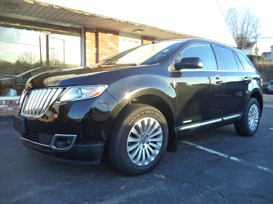 Used 2013 Lincoln MKX in Naugatuck, Connecticut | Riverside Motorcars, LLC. Naugatuck, Connecticut