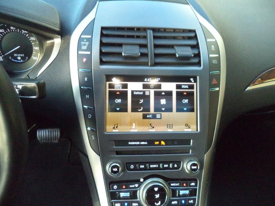 Used Lincoln MKZ Select AWD 2017 | Riverside Motorcars, LLC. Naugatuck, Connecticut