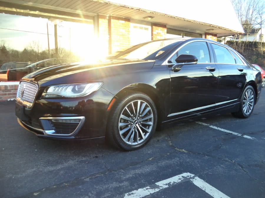 Used 2017 Lincoln MKZ in Naugatuck, Connecticut | Riverside Motorcars, LLC. Naugatuck, Connecticut
