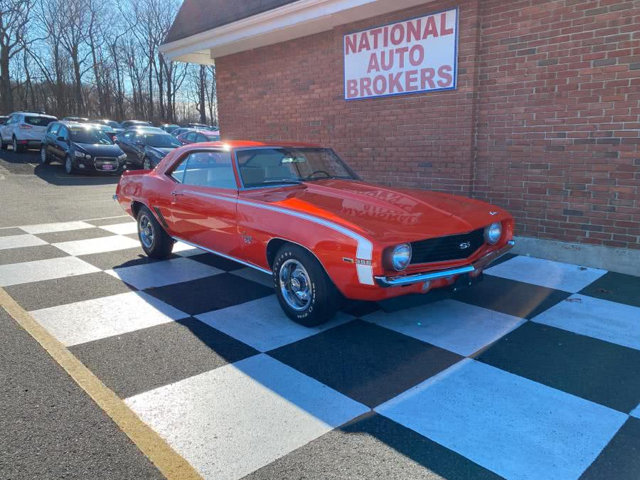 Used 1969 Chevrolet Camaro in Waterbury, Connecticut | National Auto Brokers, Inc.. Waterbury, Connecticut