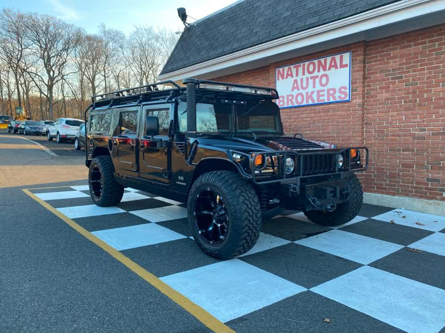 Used 1996 AM General Hummer in Waterbury, Connecticut | National Auto Brokers, Inc.. Waterbury, Connecticut